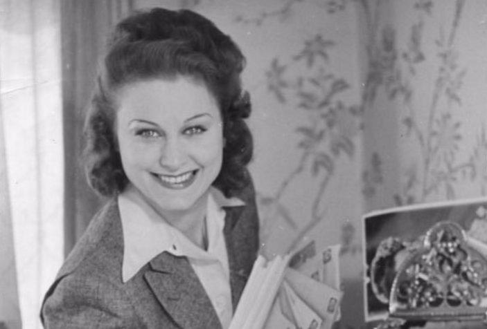 Nazi-actrice Marika Rökk spioneerde voor de Sovjets