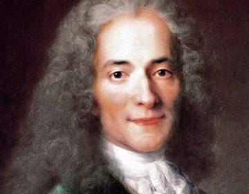Voltaire (1694-1778)- Radicale Verlichtingsfilosoof