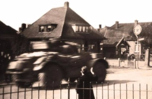 Herinneringen van een Rotterdamse jongen aan de Tweede Wereldoorlog