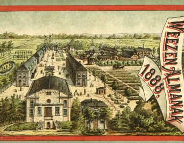Archief Van 't Lindenhoutmuseum