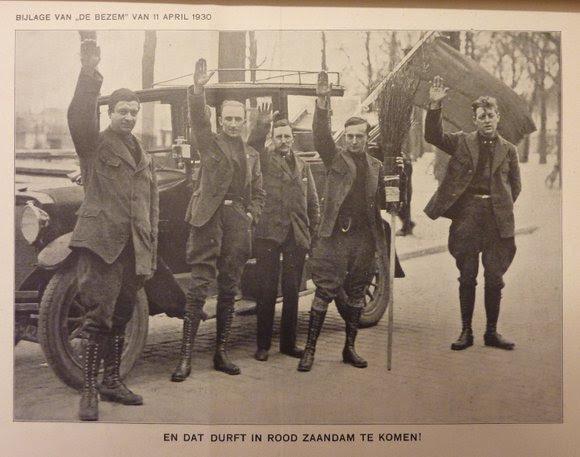 Nederlandse fascisme had niet-revolutionair karakter