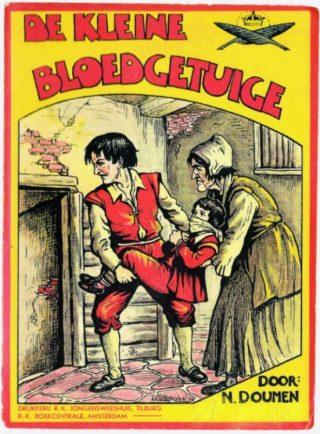 De kleine bloedgetuige - N. Doumen (Boek Ewoud Sanders)