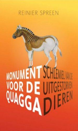 Monument voor de quagga