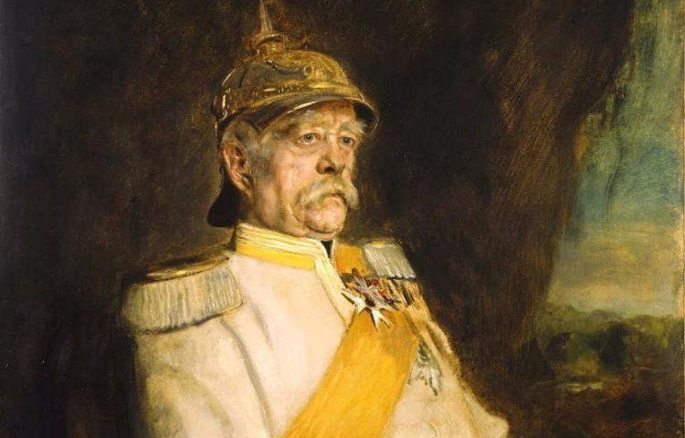 Otto von Bismarck (Franz von Lenbach, 1890)