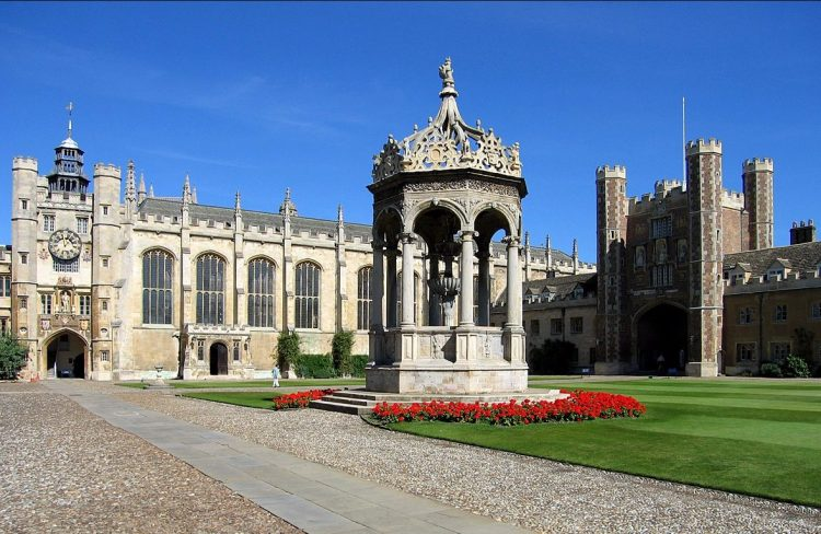 Trinity College (Cambridge) - cc