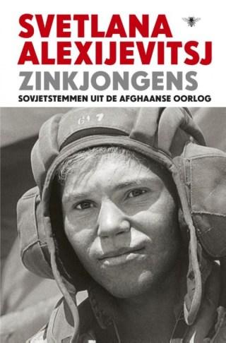 Zinkjongens - Sovjetstemmen uit de Afghaanse Oorlog