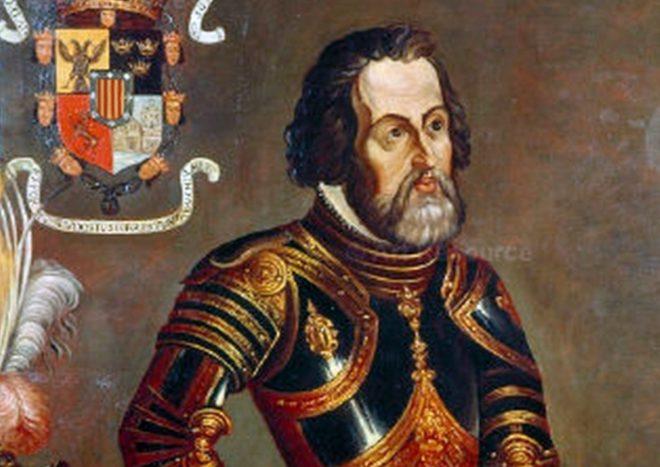 Hernán Cortés (1485-1547) - Spaanse conquistador