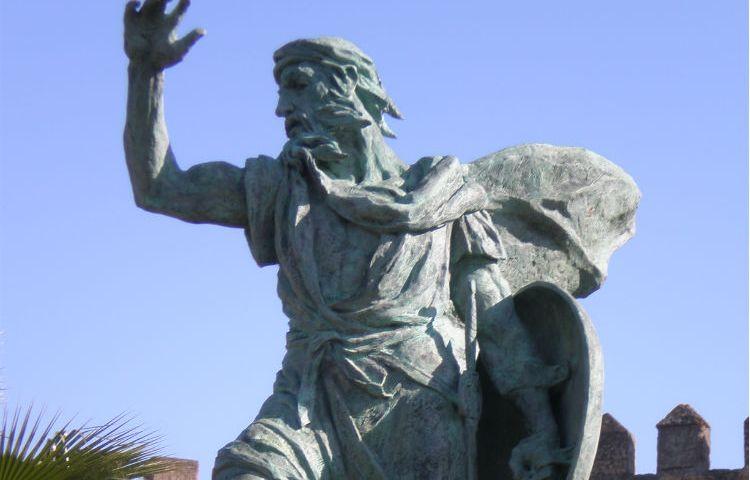 Ibn Marwan, oprichter van Badajoz