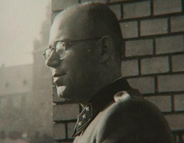 Konrad Morgen als SS-Untersturmführer. Fritz Bauer Institut