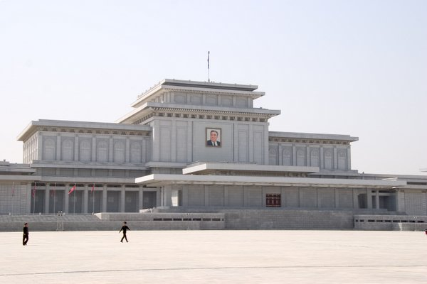 Mausoleum van Kim Il-sung - cc