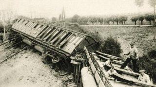 Foto van de rampplek (wiki)