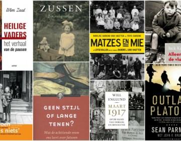 Nieuwe geschiedenisboeken (week 15)