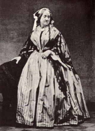 Anna Atkins in 1861