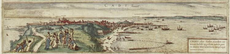 Georg Braun; Frans Hogenberg: Civitates Orbis Terrarum, 1572