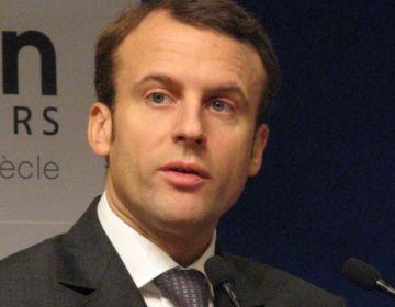 Emmanuel Macron - cc