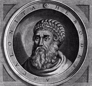 Herodes de Grote, vazalkoning van Judea