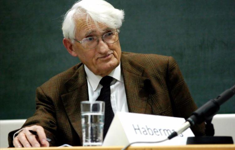Jürgen Habermas - cc