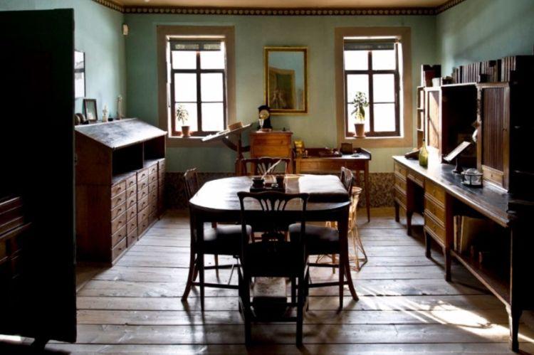 Werkkamer van Goethe in Weimar - cc