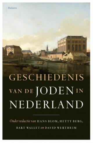 De geschiedenis van de joden in Nederland