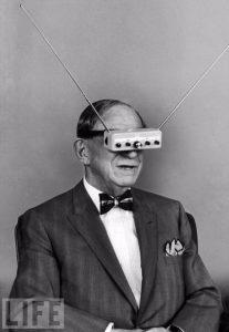 De televisiebril van Gernsback