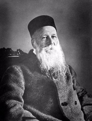 H. Dunant, oprichter van het Rode Kruis