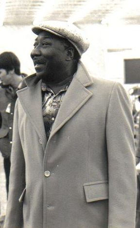 Muddy Waters rond 1975 - cc