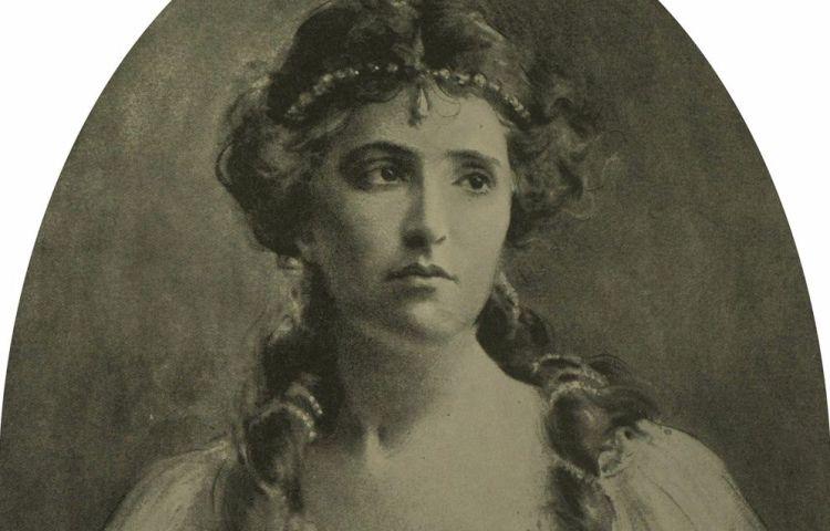 Nellie Melba (1861-1931) - De vrouw van de Pêche-Melba en de Melba-toast