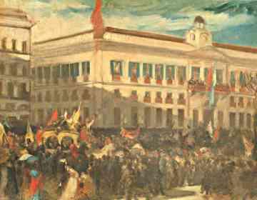 Revolutie La Gloriosa Madrid