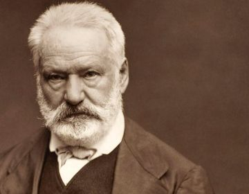 Victor Hugo in 1876