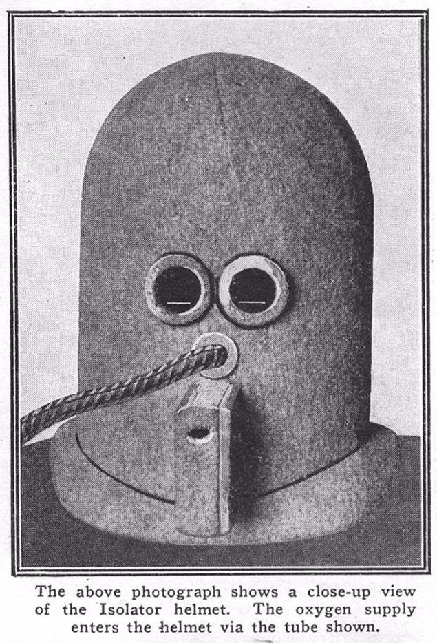 De Isolator van Hugo Gernsback