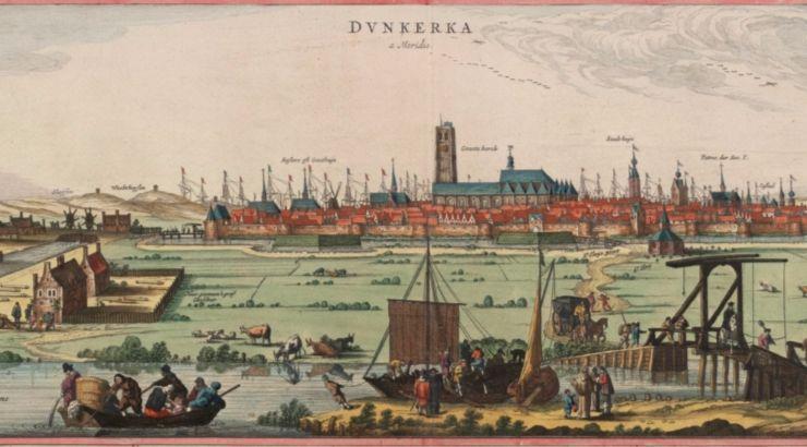 Fries zeeroverslied uit 1630 teruggevonden