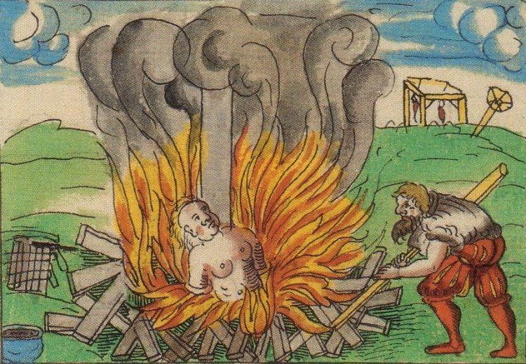 Een geschiedenis van de heksenvervolgingen