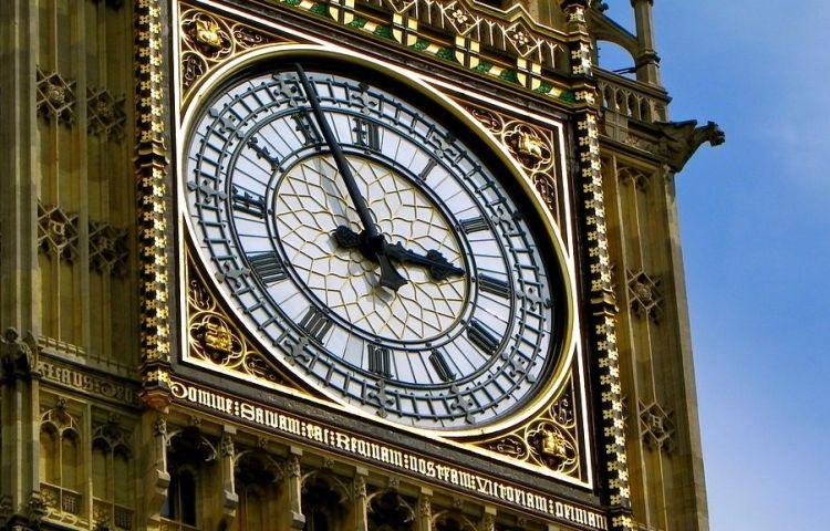 Big Ben in Londen - De beroemdste klok ter wereld (Pixabay)