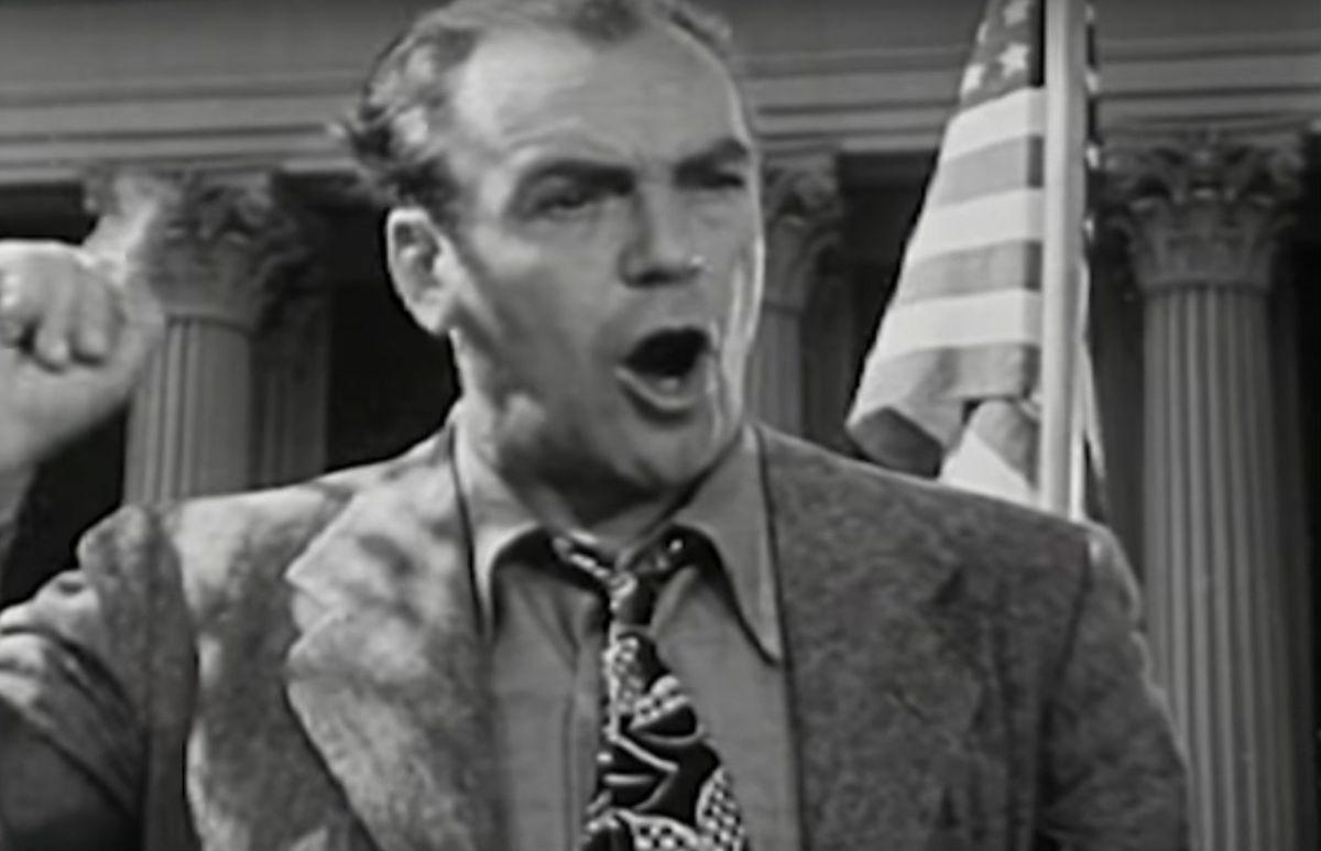 Anti-fascistische film uit 1947 plotseling populair in Amerika