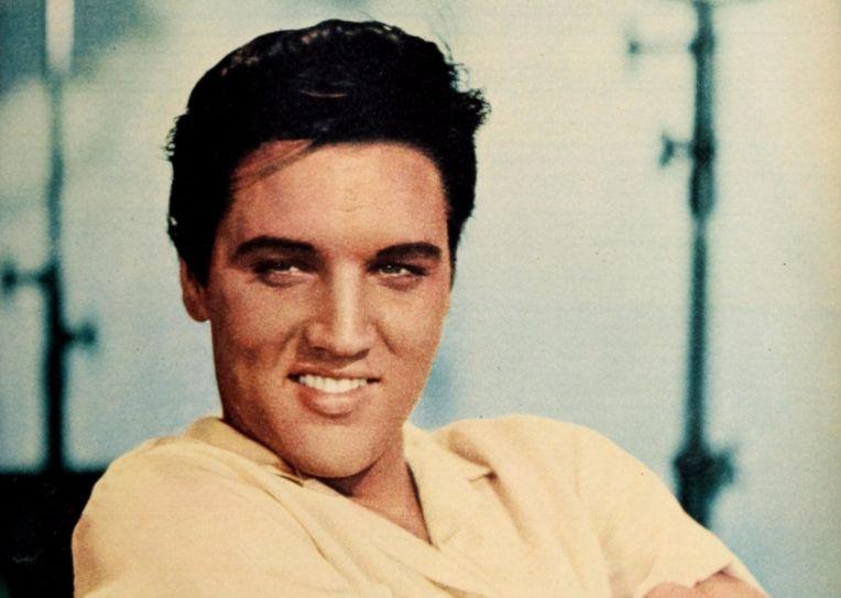 Het eenzame leven van Elvis Presley