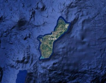Guam - Een stukje Amerika in Micronesië (Google Maps)