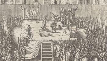 Onthoofding van Egmont en Horne, 1568