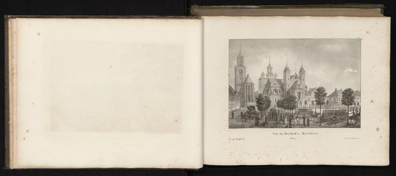 "Pagina uit ""Voyage pittoresque au royaume des Pays Bas"" (flandrica.be)"