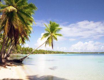 De atol Takapoto - Haaieneiland speekt zich hier voor een groot deel af (cc)