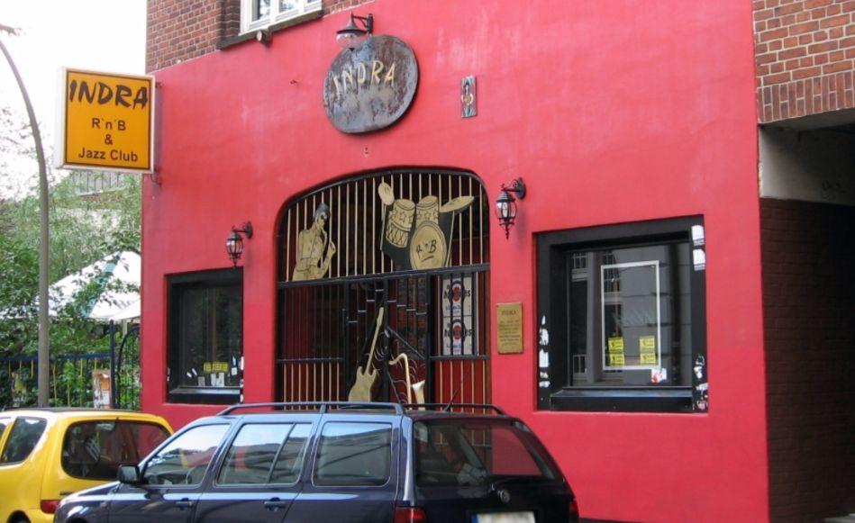 De club Indra waar The Beatles hun eerste Duitse optreden gaven (cc - Raymond Arritt)