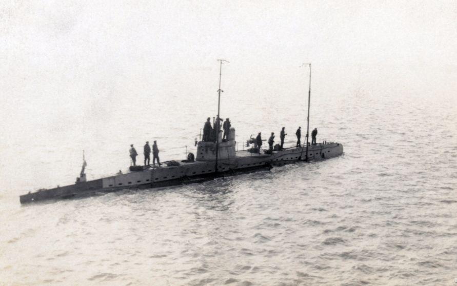 Duitse duikboot uit Eerste Wereldoorlog gevonden voor Belgische kust