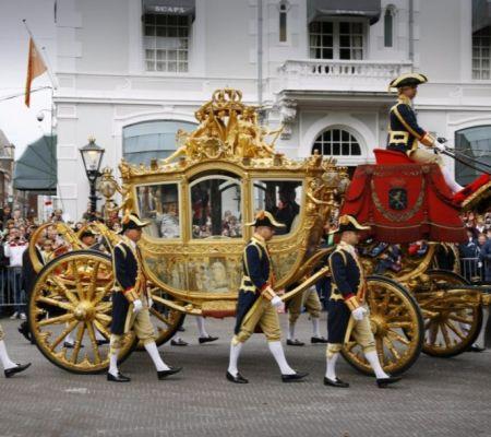 Gouden koets op Prinsjesdag 2011 (cc - Rijksoverheid)
