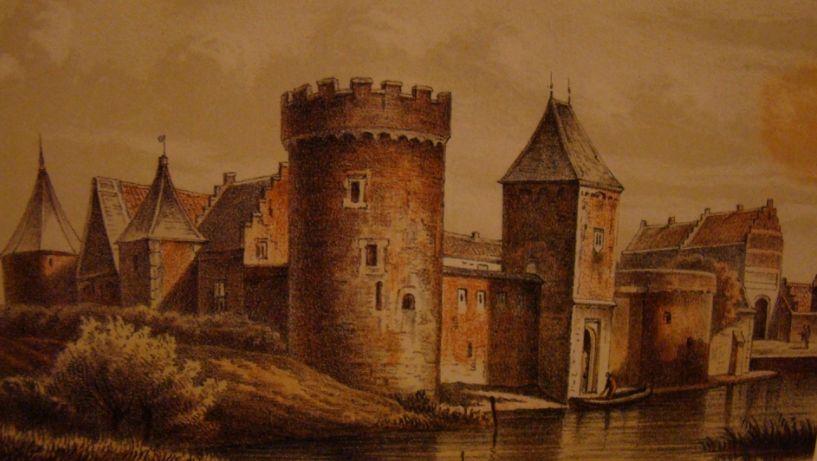 Friezen zeggen 'sorry' voor platbranden Medemblik in 1517