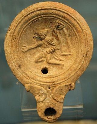 Odysseus smeekt Kalypso om verder te mogen reizen (Antikensammlung, Munchen)