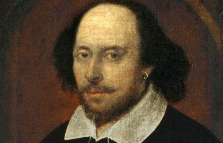 Mogelijk portret van William Shakespeare