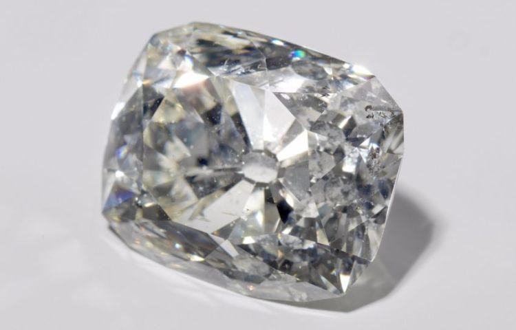 De diamant van Banjarmasin, anoniem, ca. 1875 (Rijksmuseum)