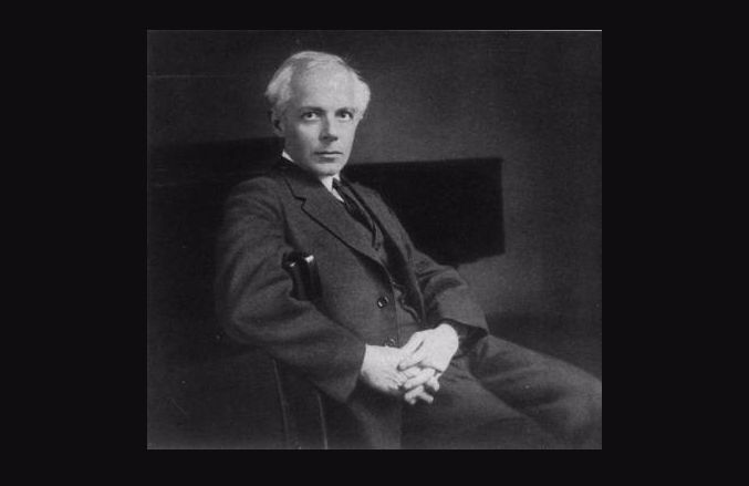 Béla Bartok (1881-1945) - Hongaarse componist