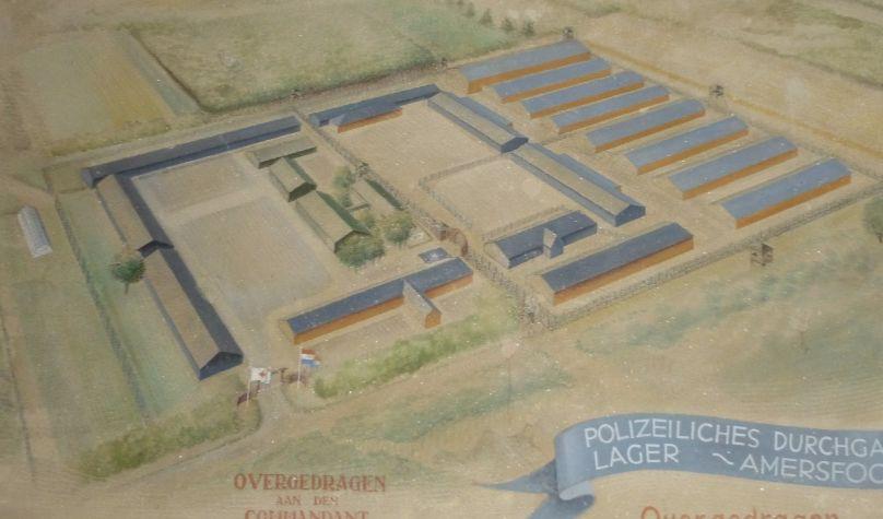 Kamp Amersfoort - Concentratiekamp