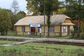 Voormalig station Sobibor