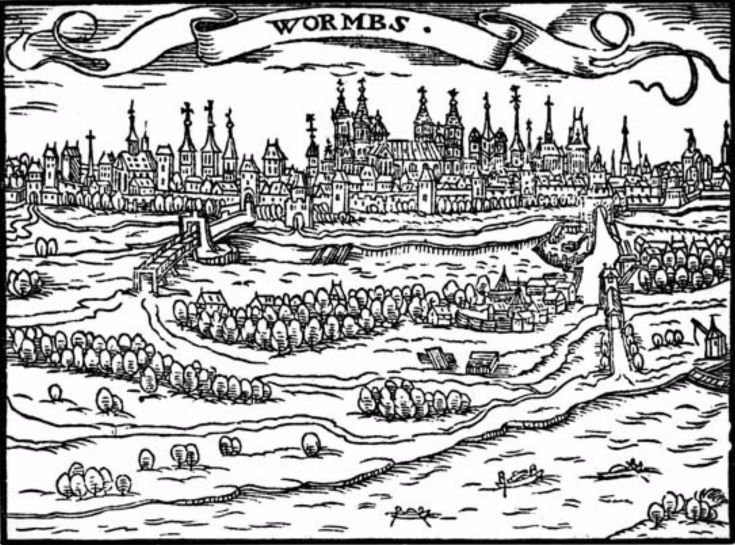 Worms 1610